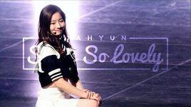 -FMV- Dahyun (다현) - TWICE (트와이스) - SO LOVELY
