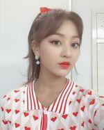 Jihyo IG Update 180801 6