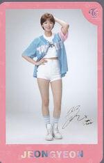 TWICEland Encore Concert Photocard Jeongyeon 3
