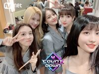 Twice MCountdown 190502 1