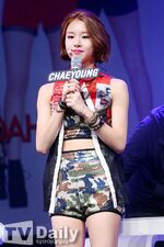 Chaeyoung Like Ooh-Ahh showcase 7