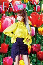 Fancy Mina Teaser 1