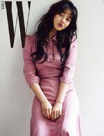 Jihyo Korea W 2017 photoshoot