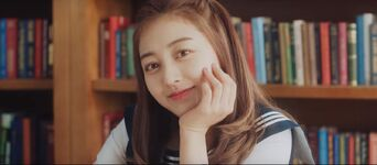 What Is Love Jihyo MV Screenshot 7