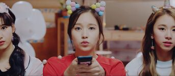 What Is Love Mina MV Screenshot