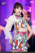 Mina Fancy MCountdown 4