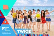 KCON LA 2018 Twice Teaser