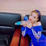 Nayeon IG Update 180904 3
