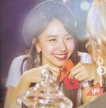 Yes Or Yes Ver A Scan Chaeyoung