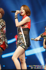 Chaeyoung Like Ooh-Ahh showcase 5