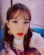 Nayeon IG Update 180830