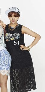TWICE Jeongyeon NBA Style promo