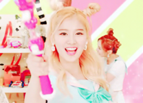 Twice Sana Cheer Up MV 7