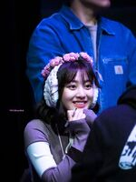 Yes Or Yes Sinchon Fansign Jihyo 10