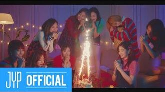 "TWICE ""Merry & Happy"" M V"