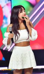 Show Champion 180718 Watermelon Jihyo