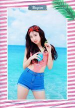 Dance The Night Away Scan Ver A Nayeon