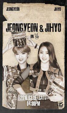 Jeongyeon & Jihyo VLive