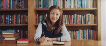 What Is Love Jihyo MV Screenshot