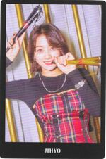 Yes Or Yes Pre-Order Ver A Jihyo