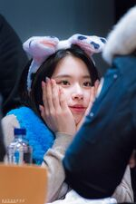 Yes Or Yes Sangnam Fansign Chaeyoung 4