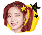 TWICEcoaster Lane 2 VLive Sticker Dahyun