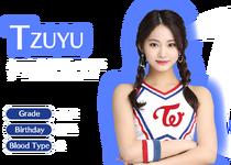 Twice GO! GO! Fightin' Character Tzuyu
