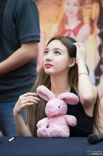 Dance The Night Away Hanam Fansign Nayeon