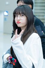 Incheon International Airport Arrival 181103 Momo
