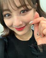 Jihyo IG Update 181215 7