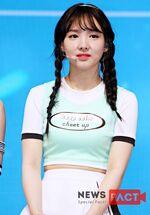 Nayeon Cheer Up showcase 4