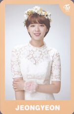 TWICEland Encore Concert Photocard Jeongyeon 6