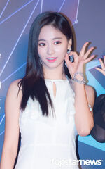 2018 MGA Carpet Tzuyu 2