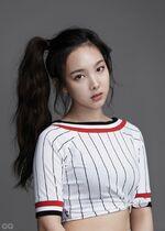 GQ Korea Nayeon 2