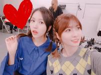 Momo and Mina IG Update 211017