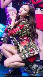 Nayeon Like Ooh Ahh showcase 2