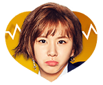 Signal VLive Sticker Chaeyoung