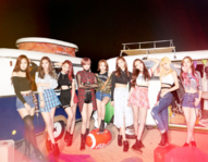 TWICE group 2015