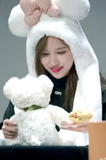 Yes Or Yes Sangnam Fansign Mina 11