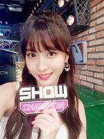 Show Champion 180718 Momo