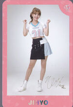 TWICEland Encore Concert Photocard Jihyo 3