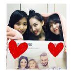 Tzuyu, Nayeon, & Momo IG Update 181114 4