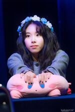 Yes Or Yes Sinchon Fansign Chaeyoung 3