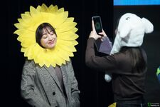 Yes Or Yes Sinchon Fansign NaHyo 2