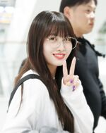 Incheon International Airport Arrival 181103 Momo 3