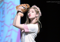 Dahyun fan meet 170527 2