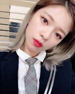 Jeongyeon IG Update 181101 10
