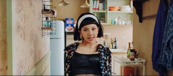 What Is Love Chaeyoung MV Screenshot