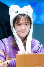 Yes Or Yes Sangnam Fansign Jeongyeon