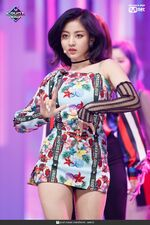 Jihyo Fancy MCountdown 1
